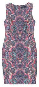 NWT Tommy Hilfiger Paisley Dress